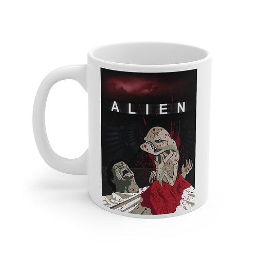 Alien — 11oz Coffee Mug