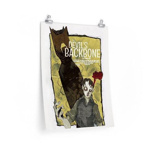 """The Devil's Backbone — 18"""" x 24"""" Poster"""