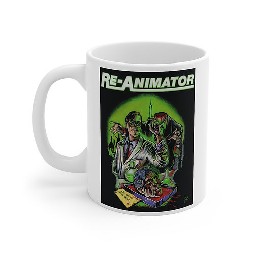Re-Animator — 11oz Coffee Mug