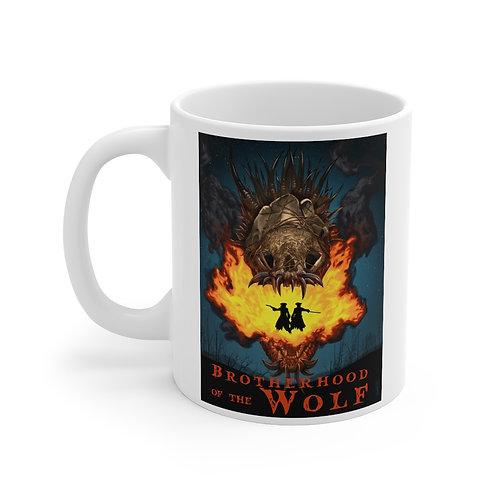 Brotherhood of the Wolf — 11oz Coffee Mug