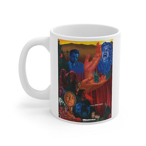 Twin Peaks: Fire Walk with Me — 11oz Coffee Mug