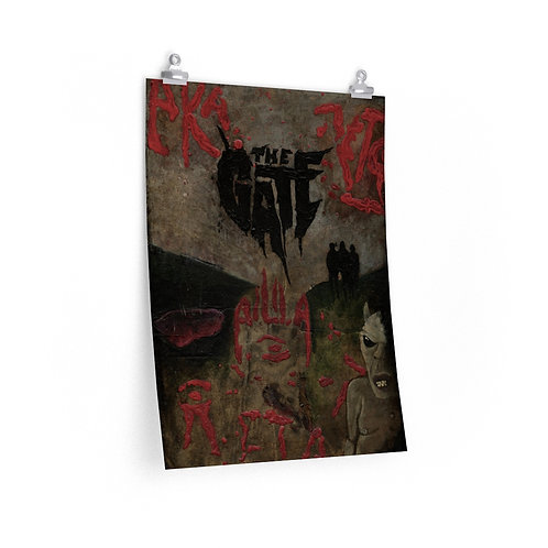 """The Gate — 18"""" x 24"""" Poster"""