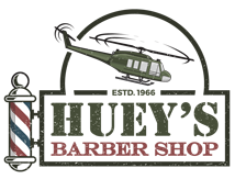 Huey's Barber Shop in Richardson, TX