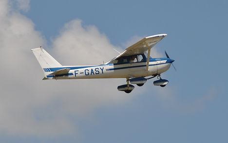 Un des avions participant à l'opération