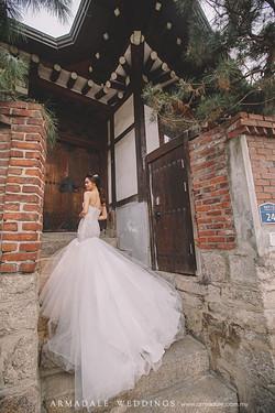Inzpire Mermaid Wedding Gown