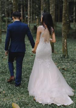 Inzpire Claire Wedding Gown