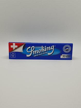 Smocking Blue