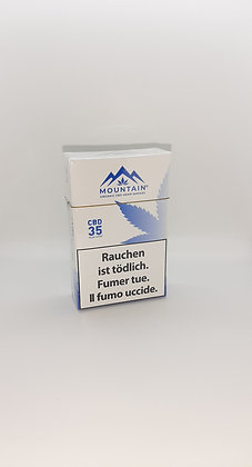 Mountain Zigaretten ohne Tabak