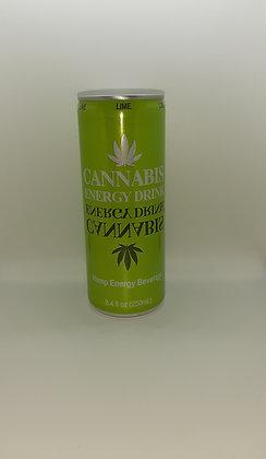 Cannabis Energydrink Lime