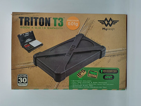 Triton Digitalwaage