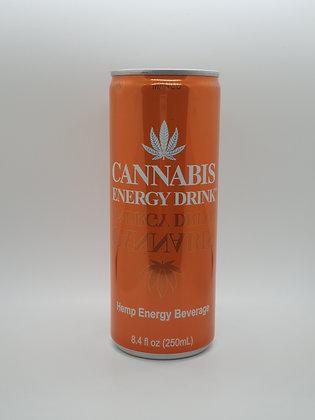 Energydrink Cannabis Mango