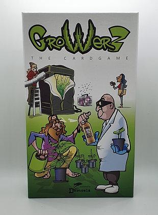 Kartenspiel Grower 2