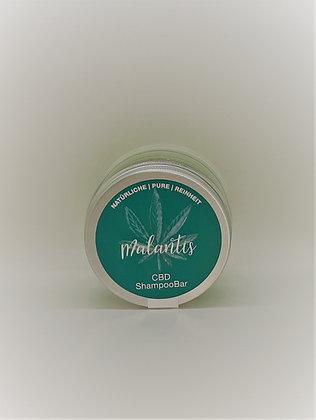 Malantis CBD ShampooBar