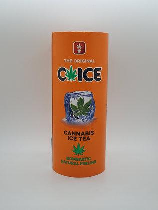 Cannabis Eistee