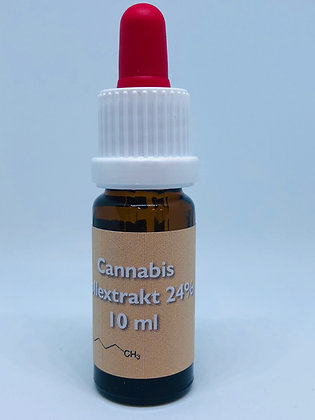 CBD Cannabis Extrakt 24% 10ml
