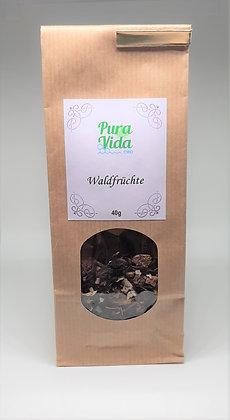 Pura Vida CBD Tee Waldfrucht 40g