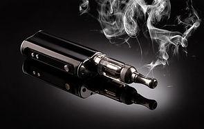 E-Zigaretten, Verdamper, E-Liquid,