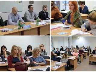 """12 октября состоялся семинар по теме """"Иностранные работники: новые векторы развития миграционно"""