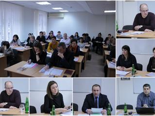 """25 февраля в Краснодаре прошел семинар, по теме """"К Вам пришли с проверкой: контролирующие орган"""