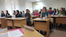 24 октября состоялся семинар по теме «Практика приёма на работу иностранных граждан: Требования мигр