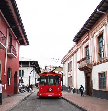 Quito Historical Center