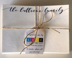 Gifted Stationary
