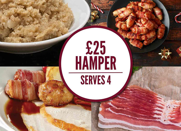 £25 Christmas Hamper