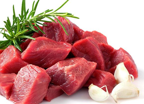 Diced Stewing Steak (450g)
