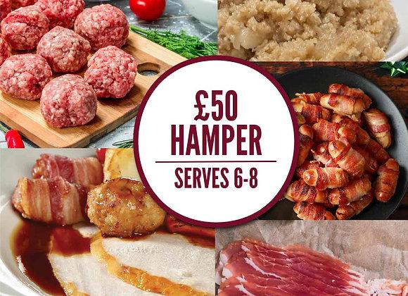 £50 Christmas Hamper