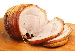 Boneless Leg of Pork