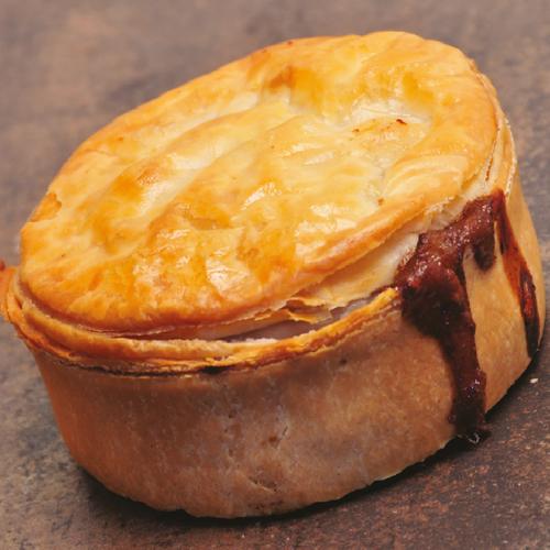 Individual Steak Pie - Box of 8 | Murdoch Butchers