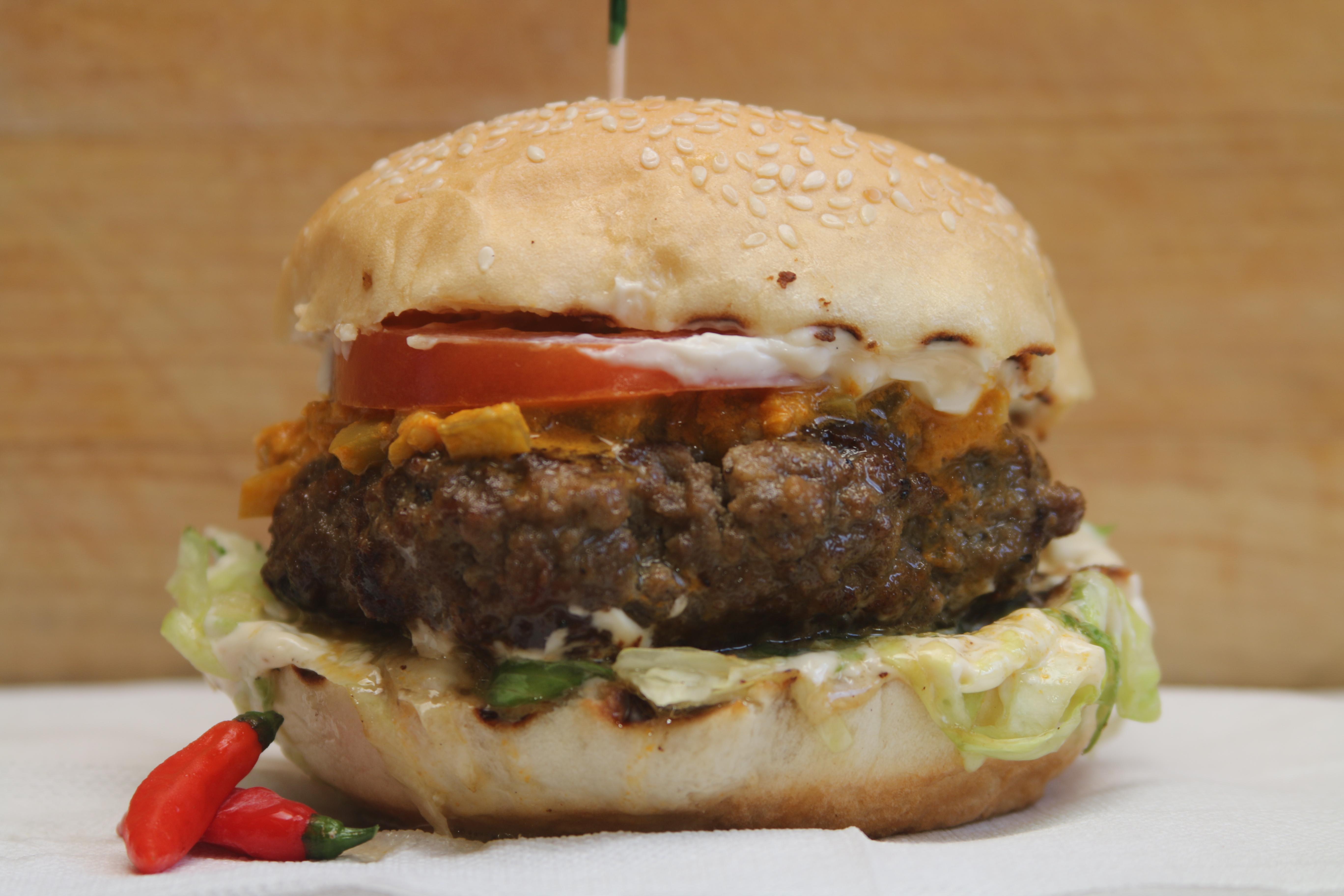 Dinanche Burger