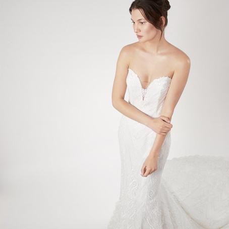 Vestidos de noiva Rita Vinieris Spring 2021
