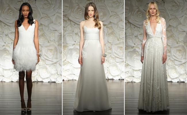 Noivas em New York_Bridal Fashion week_Naeem Kahn