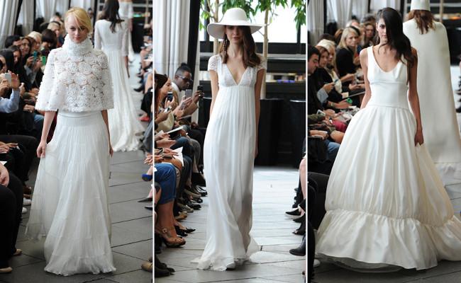 Noivas em New York_Bridal Fashion week_Delphine Manivet