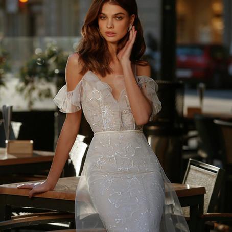 Jolie, a nova linha de vestidos de noiva da Berta Bridal