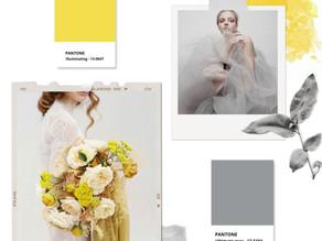 As cores de 2021: illuminating e ultimate gray