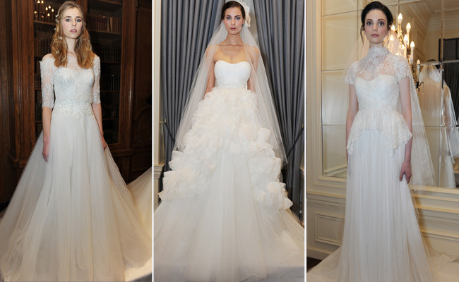 Noivas em New York_Bridal Fashion week_Marchesa