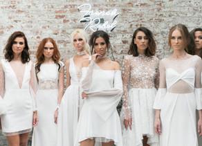 A marca francesa Rime Arodaky faz sucesso na NY Bridal Fashion Week