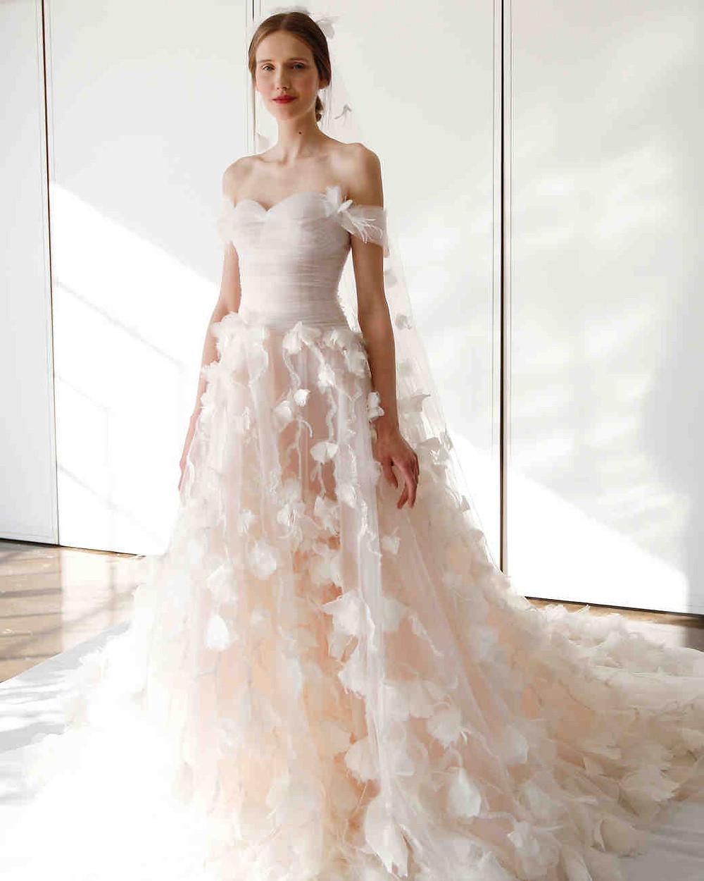 Marchesa, Bridal SS17, New York City, April 13 2016