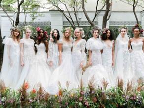 Vestidos de noiva 2020 da Marchesa