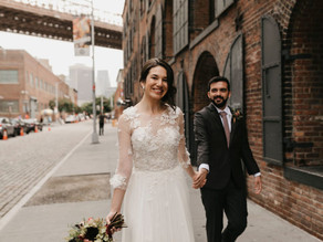 Elopement Wedding em Nova York • Karol e Rodrigo