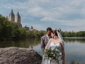 Elopement wedding no Central Park • Simone e Leandro