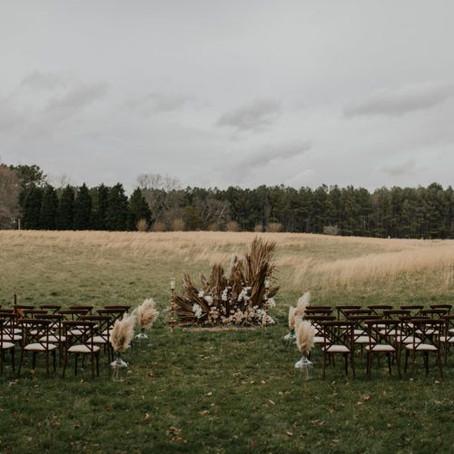 Mini casamentos será o novo normal?