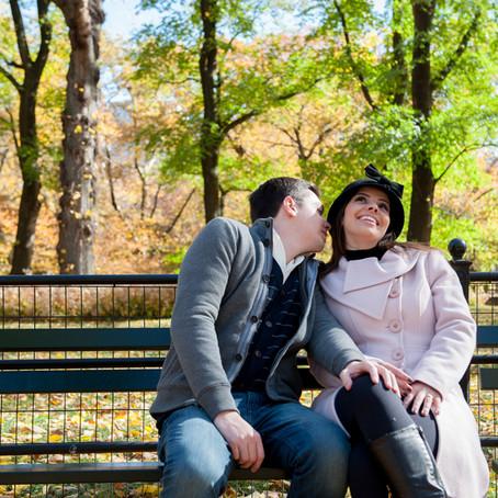 Lua de Mel em New York – Saionara e Junior
