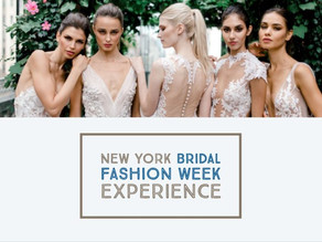 New York Bridal Fashion Week Experience