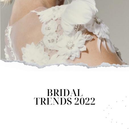 Tendências de vestidos de noiva 2022