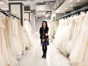 Como comprar o vestido de Noiva em New York?