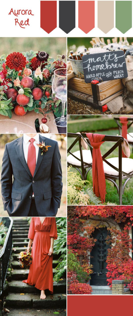 gorgeous-aurora-red-and-black-fall-wedding-color-inspiration