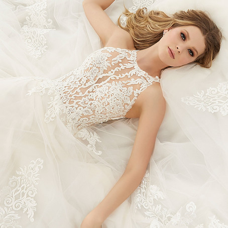 Vestido de noiva Morilee Spring 2021